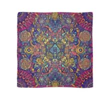 Psychedelic Indian Trance Scarf