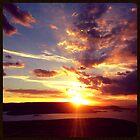 Amantani Sunset by KerryPurnell