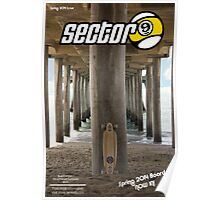 Sector 9 Ad Poster