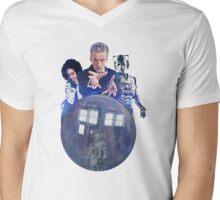 Doctor Who - Return to Mondas Mens V-Neck T-Shirt