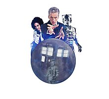 Doctor Who - Return to Mondas Photographic Print