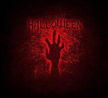 Halloween Background by Olga Altunina
