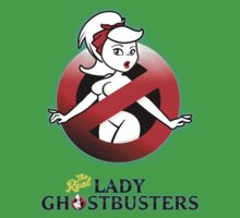 The REAL Lady Ghostbusters - Rule #63 Poster Kids Clothes