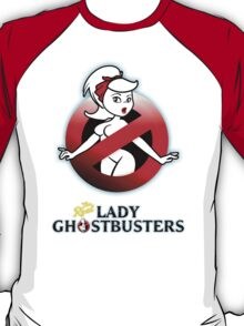 The REAL Lady Ghostbusters - Rule #63 Poster T-Shirt