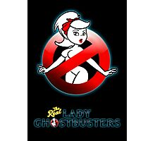 The REAL Lady Ghostbusters - Rule #63 Poster Photographic Print