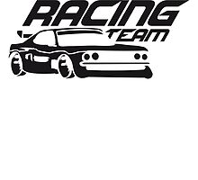 Racing Team Car by Style-O-Mat