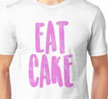 Eat Cake Unisex T-Shirt