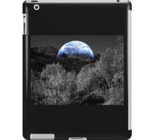 Blue World, Night World iPad Case/Skin