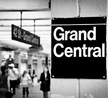 Grand Central by KerryPurnell