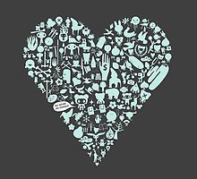 Hearty  by Simon Oxley