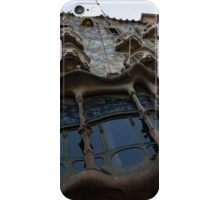 House of Bones - Antoni Gaudi's Casa Batllo in Barcelona, Spain iPhone Case/Skin