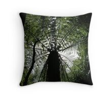 Timeless Forests Of New Zealand Throw Pillow