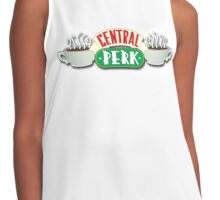 Friends tv show central perk Contrast Tank
