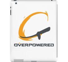 OverPowered Genji Slashing Sword iPad Case/Skin