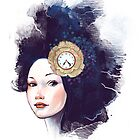 Face of Time by vasylissa