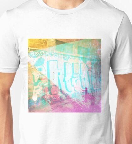 Urban Graffiti 3 Unisex T-Shirt