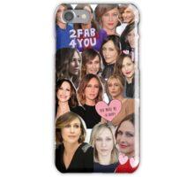 vera farmiga - collage iPhone Case/Skin