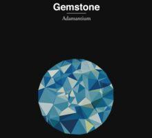 Gemstone - Adamantium Kids Tee