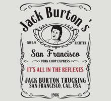 Jack Burton's Trucking by CarloJ1956