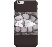 Through the Dragon's Eye iPhone Case/Skin