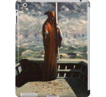 """Don't Pay The Ferryman"" iPad Case/Skin"