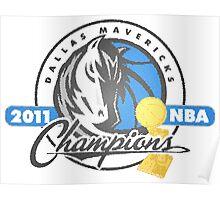 Dallas Mavericks 1 Poster