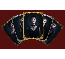 Penny Dreadful tarot cards Photographic Print