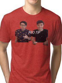 Pro Tip Tri-blend T-Shirt