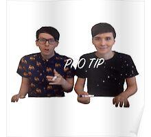 Pro Tip Poster