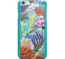 The Seahorse iPhone Case/Skin