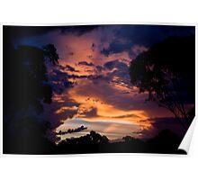 Super Sunset Poster