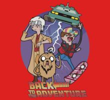 Back to the Adventure Kids Clothes