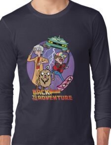 Back to the Adventure Long Sleeve T-Shirt