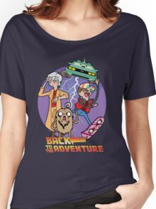 Back to the Adventure Women's Relaxed Fit T-Shirt
