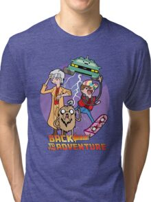 Back to the Adventure Tri-blend T-Shirt