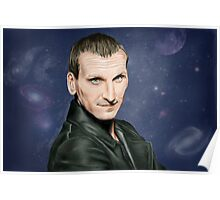 Ninth Doctor Who Poster