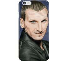 Ninth Doctor Who iPhone Case/Skin