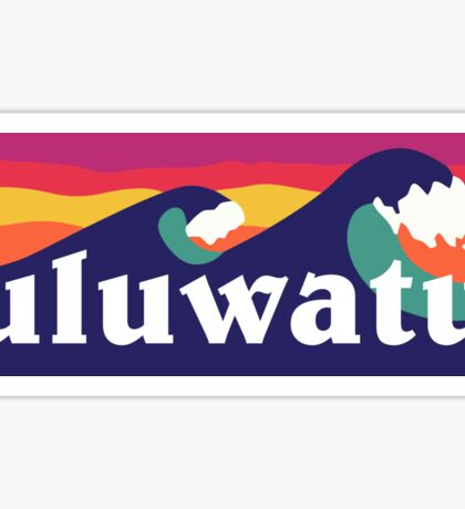 Uluwatu Sticker