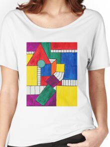 Facade Women's Relaxed Fit T-Shirt