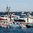 Fisherman's Wharf P'Town by phil decocco