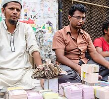 Dhaka street money market by arjurahman