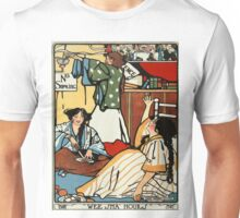 Vintage poster - Wee Sma Hours Unisex T-Shirt