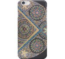 Metalic mandala 3 iPhone Case/Skin