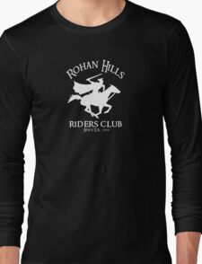 Rohan Hills Riders Club Long Sleeve T-Shirt