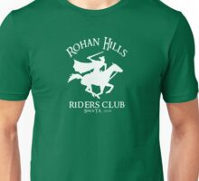 Rohan Hills Riders Club Unisex T-Shirt