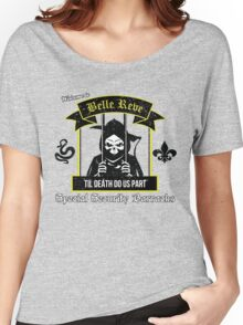 Belle Reve Til Death Do Us Part Women's Relaxed Fit T-Shirt