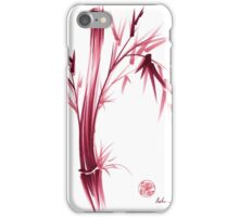 """INSPIRE"" - Original ink brush pen bamboo drawing/painting iPhone Case/Skin"