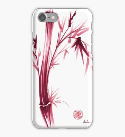 """INSPIRE"" - Original ink brush pen bamboo drawing/painting iPhone Case/Skin"