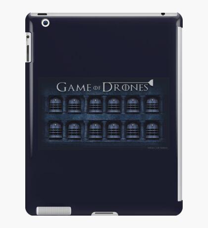 Game of Drones iPad Case/Skin