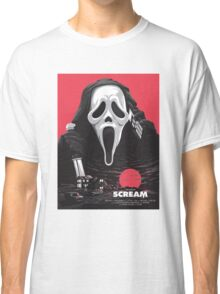 Scream - Welcome to Woodsboro Classic T-Shirt
